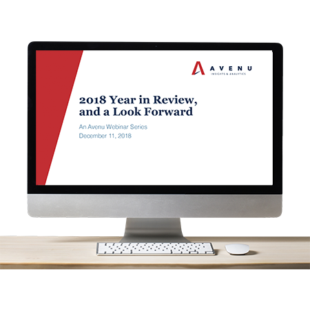 [Recorded Webinar]: 2018 Year in Review