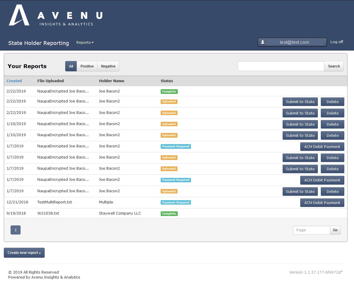 Achieve more with Avenu web portals