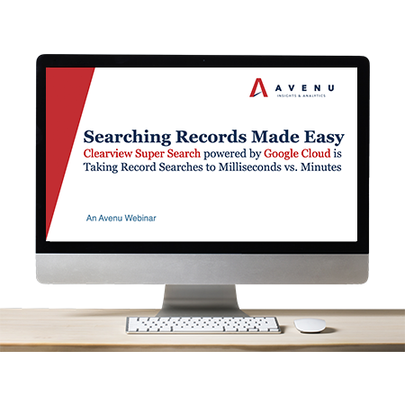 Webinar: How to Search Records in Milliseconds vs Minutes