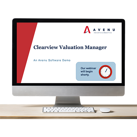Webinar: Clearview Valuation Manager Demo