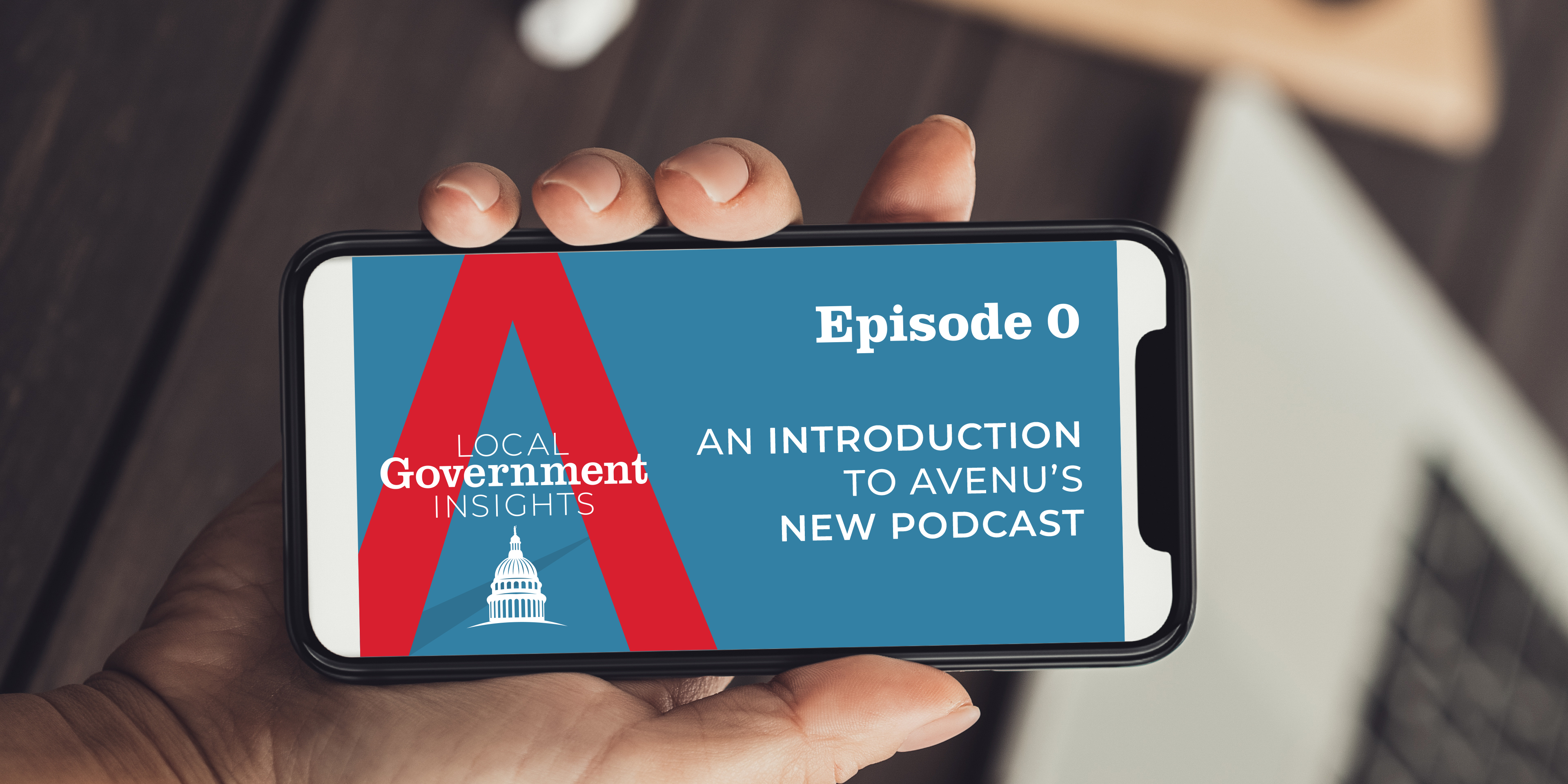 Local Government Insights: An Introduction to Avenu's New Podcast