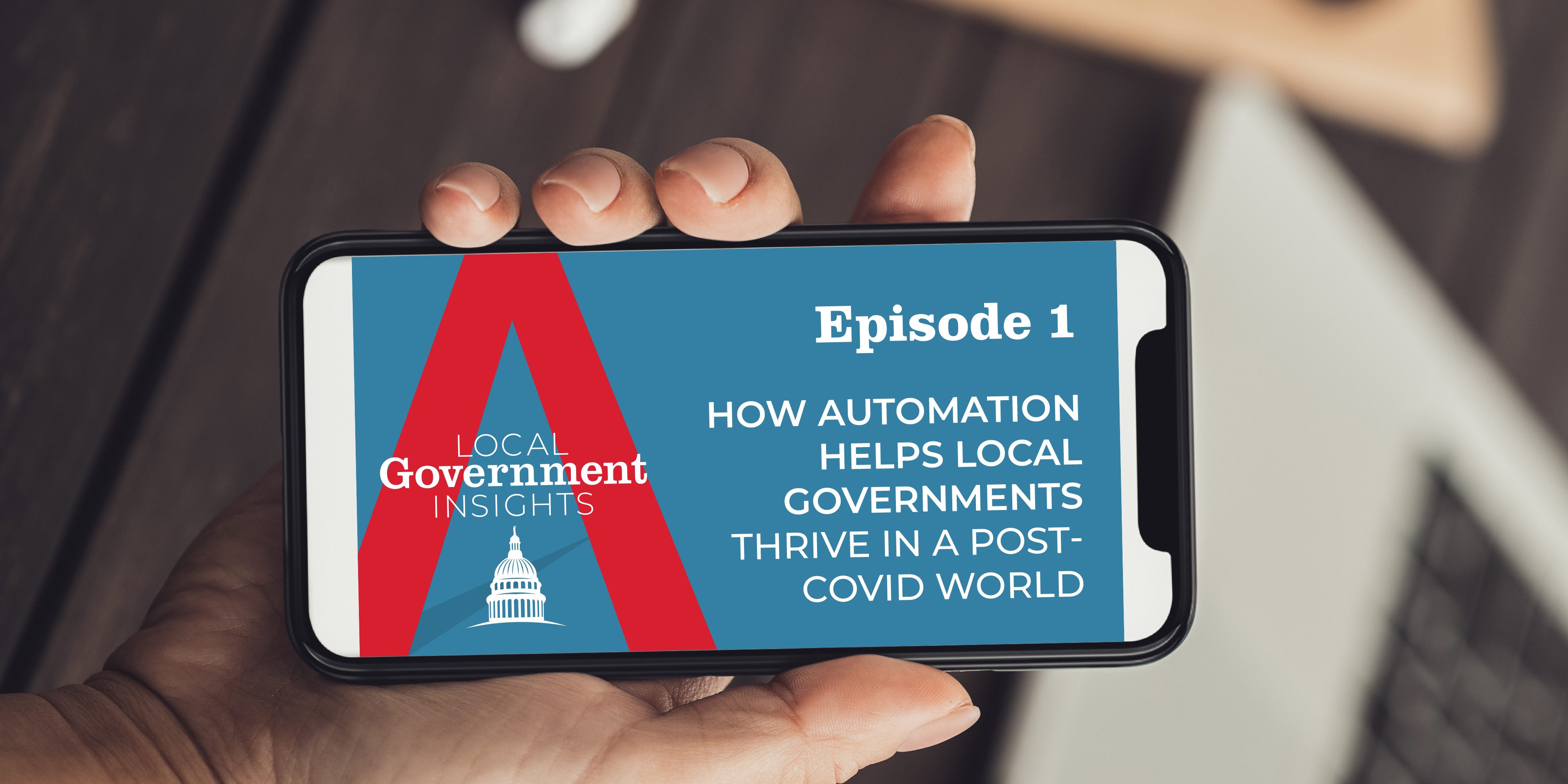 How Automation Helps Local Governments Thrive in a Post-Covid World