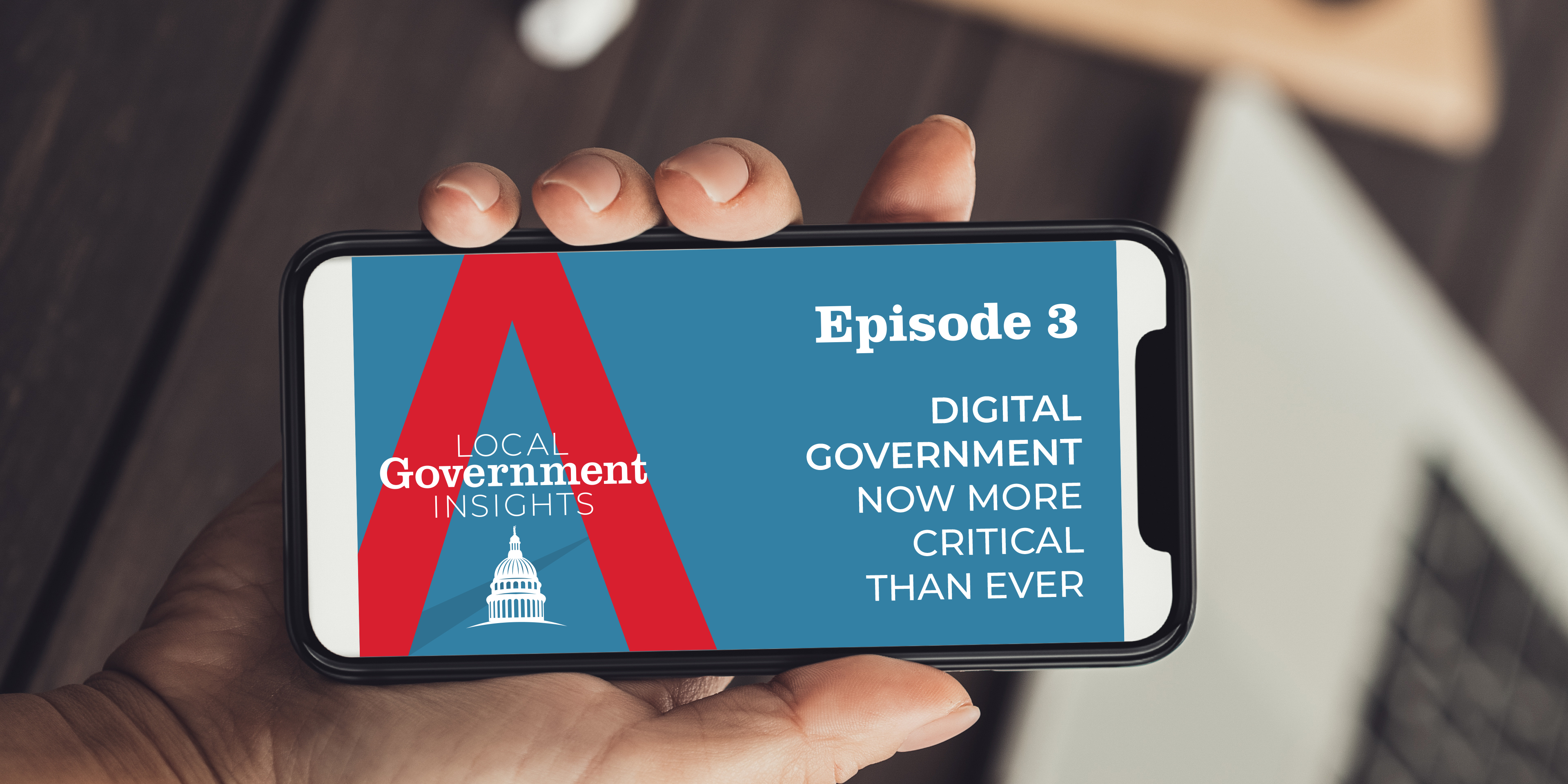 Digital Government: Now More Critical Than Ever