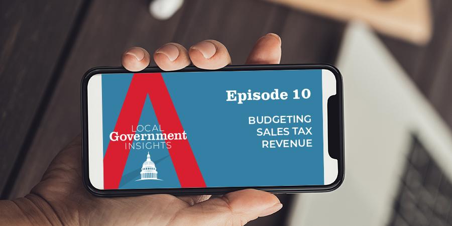 Budgeting Sales Tax Revenue