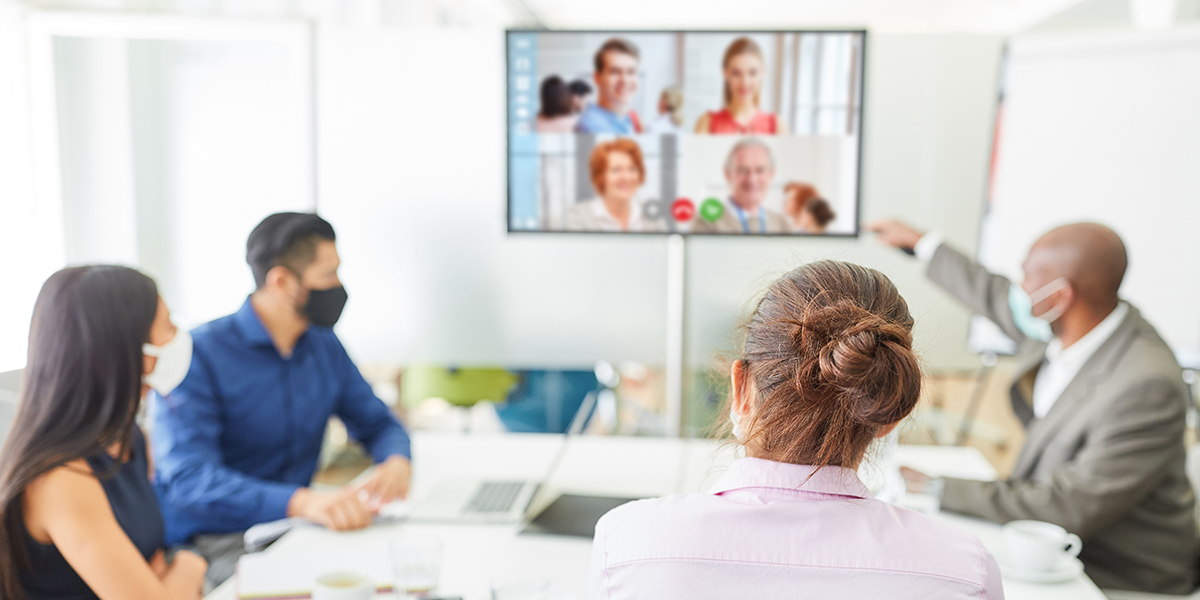 Can Zoom Replace In-Person Meetings? Why We Might Still Need the Personal Touch