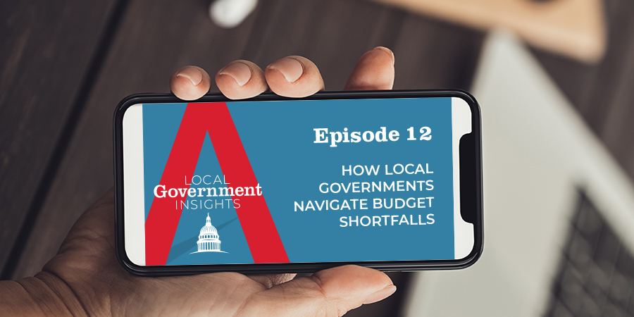 How Local Governments Can Navigate Budget Shortfalls