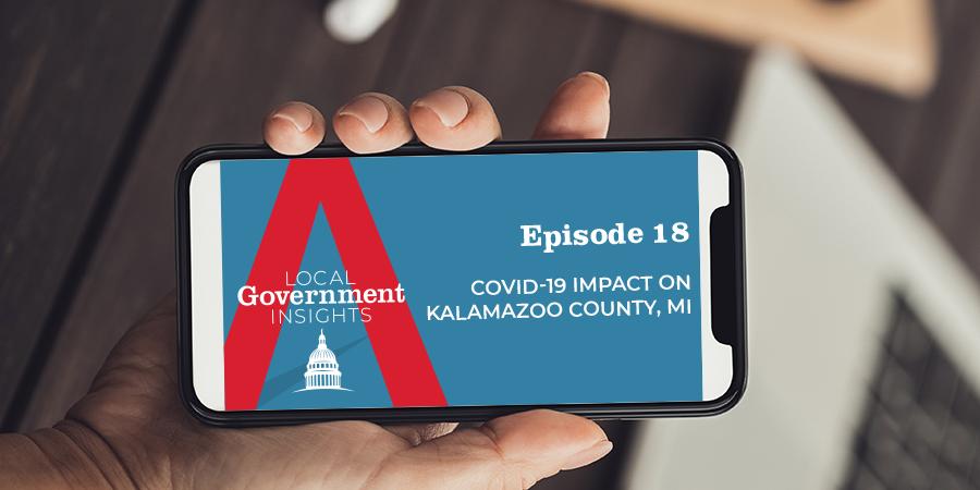 COVID-19 Impact on Kalamazoo County, MI with Thomas Whitener